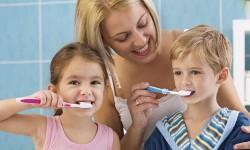 Fun Ways to Get Your Kids to Brush Their Teeth