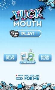 YuckMouth Dental Health Apps for Kids