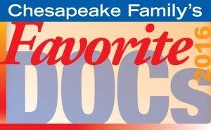 Chesapeake Family's Favorite Docs 2016