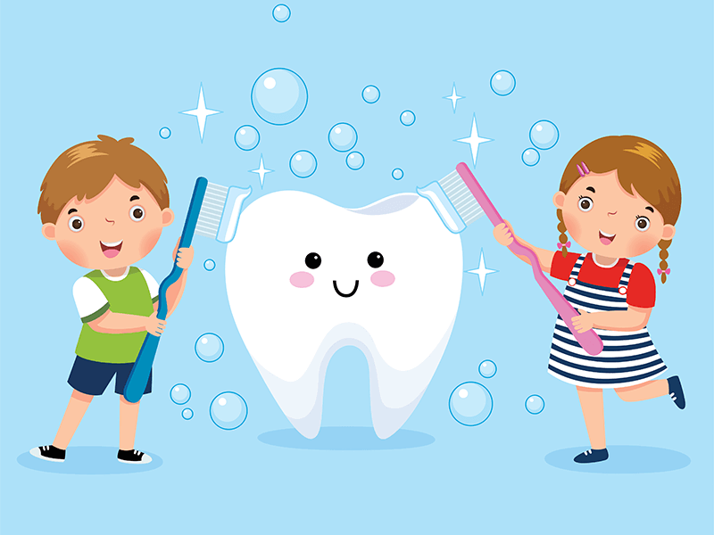 how to take care of your teeth for kids
